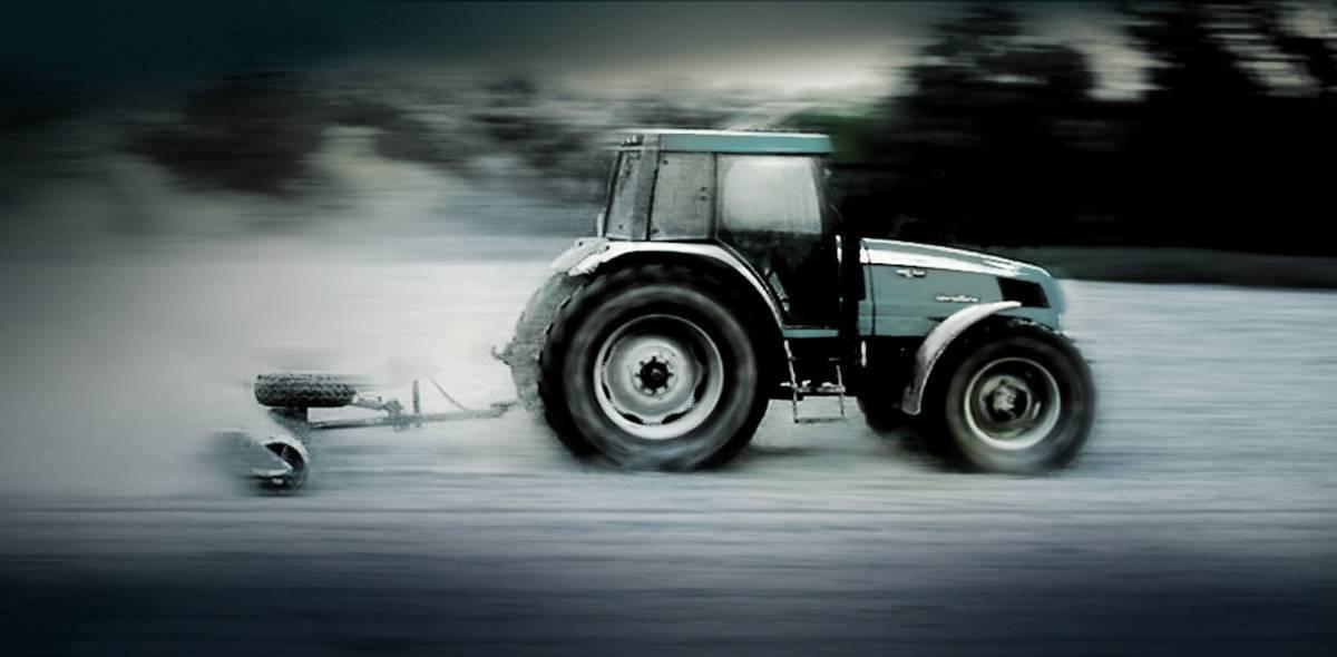 Traktorů